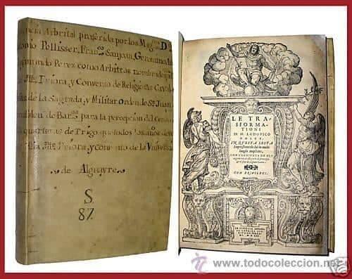 Ovidio / Las metamorfosis