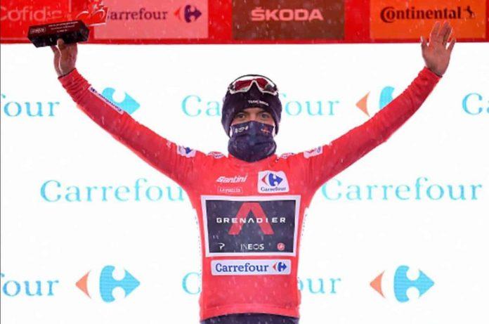 Richard Carapaz / La Vuelta