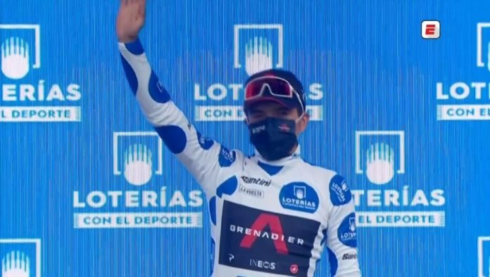 Richard Carapaz / Vuelta a España