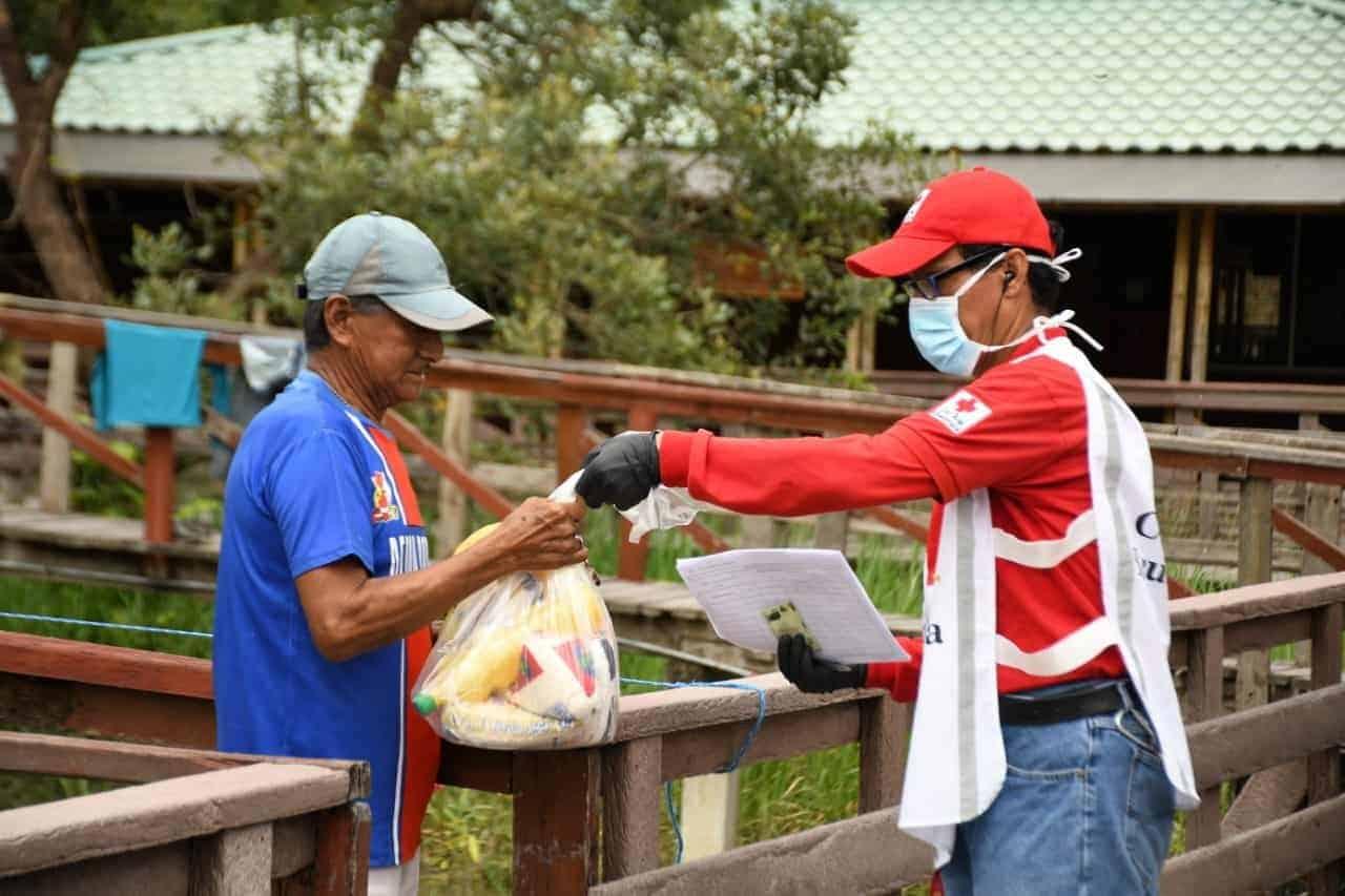 Cruz Roja Ecuatoriana