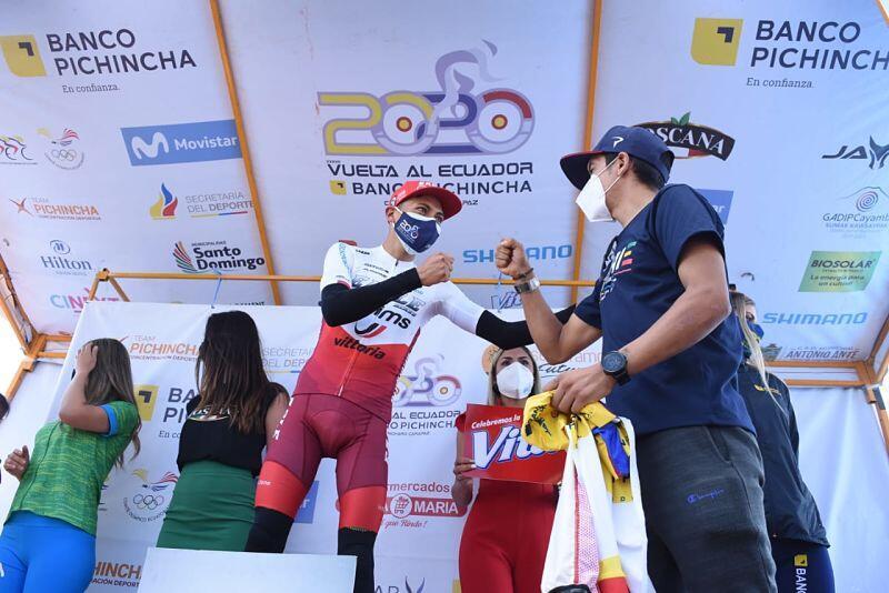 Etapa 4 Vuelta al Ecuador 26 Nov