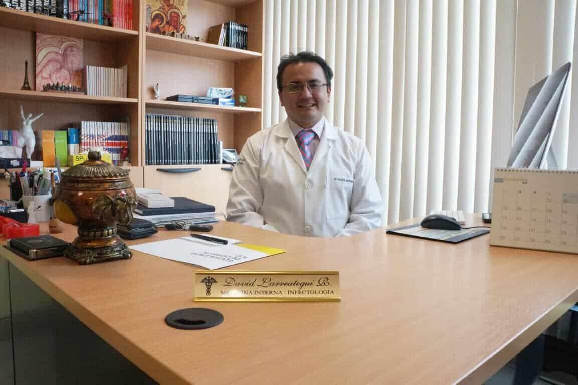 Doctor Larriategui