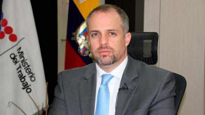 Andrés Isch - Ministro de Trabajo