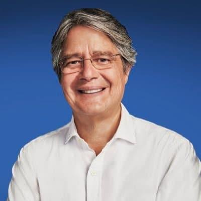 Guillermo Lasso, candidato de la alianza CREO - PSC.