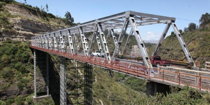 Puente del Río Chiche