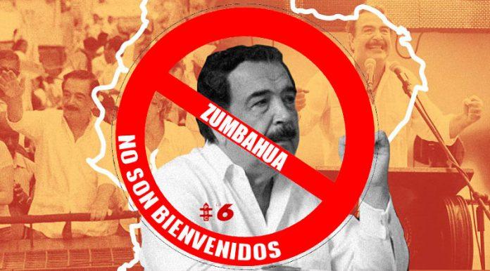 Partido Social Cristiano no es bienvenido en Zumbahua