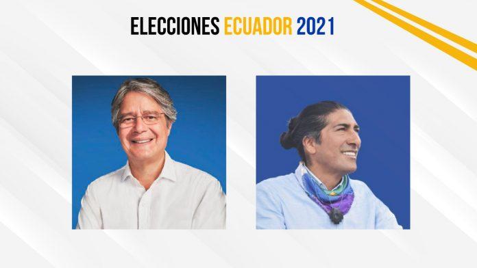 Guillermo Lasso / Yaku Pérez