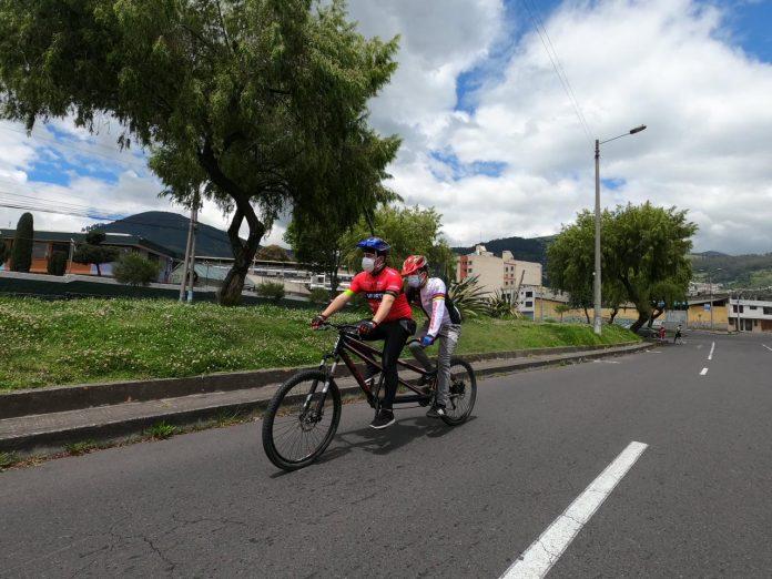 Deporte Paralímpico-Gino Godoy