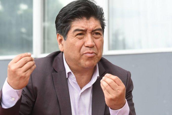 Alcalde de Quito, Jorge Yunda