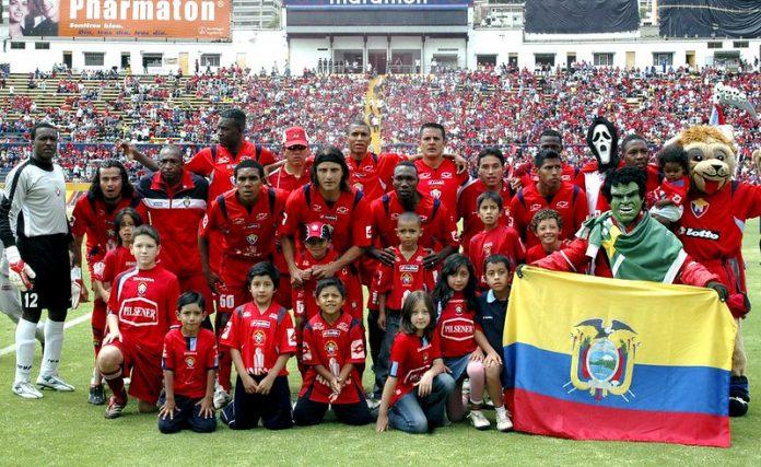 Club Deportivo El Nacional / Foto: Fernando Sandoval - Flickr