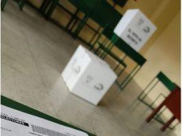 Miembros de la junta receptora del voto