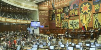 Pleno Asamblea Nacional.