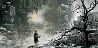 Escena de El Hobbit
